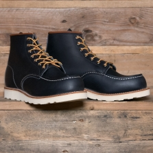 Red Wing 08859d Classic Moc Boot Navy