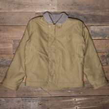 PIKE BROTHERS 1944 N1 Deck Jacket Khaki
