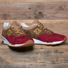 New Balance Made in UK M1500rnr Made In Uk Red Brown