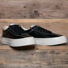 STEPNEY WORKERS CLUB Dellow M Leather Black