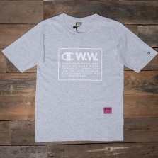 CHAMPION WOOD WOOD 212662 Rick T Shirt Em018 Grey
