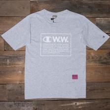CHAMPION WOOD WOOD 212662 Rick T Shirt Em018 Grey