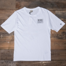 CHAMPION WOOD WOOD 212662 Rick Back Print T Shirt Ww008 White