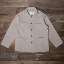 LE LABOUREUR Veston Wool Beige