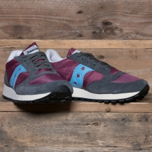 SAUCONY Jazz Original Vintage S70368 52 Purple Grey