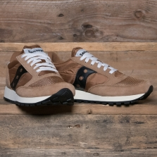 SAUCONY Jazz Original Vintage S70368 47 Brown Black