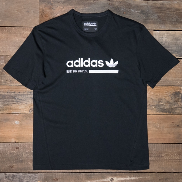 Adidas Originals Dv1922 Tee Black The R Store