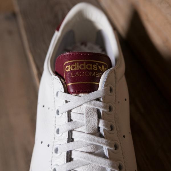 Adidas Originals Db3014 Lacombe White Burgundy The R Store