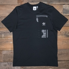 adidas Originals Dx3658 Bandana Pocket T Black