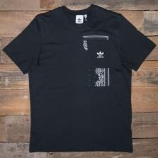 adidas Originals Dx3658 Bandana Pocket T Black