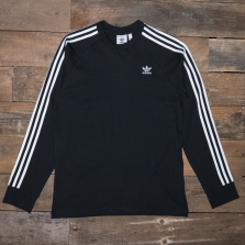 adidas Originals Dv1560 3 Stripes Ls T Black