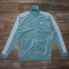 adidas Originals Dv1625 Cozy Track Top Light Green