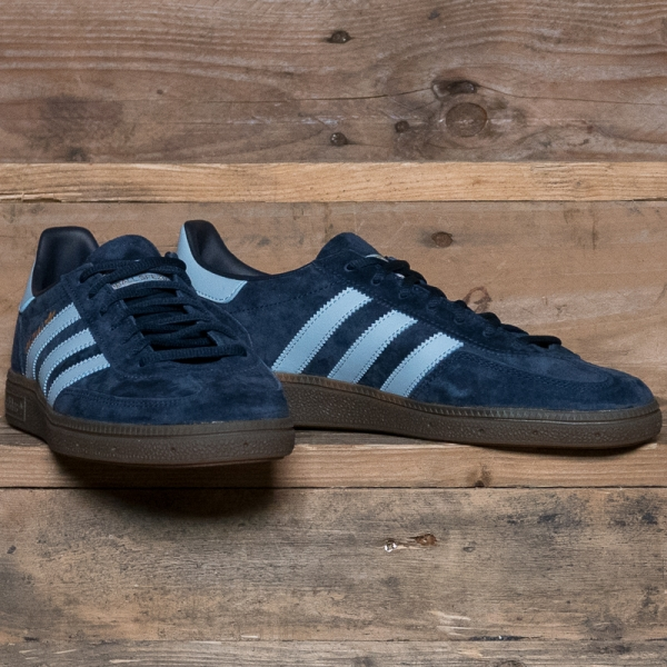 0a5a0189b4 adidas Originals Bd7633 Handball Spezial Navy Gum – The R Store