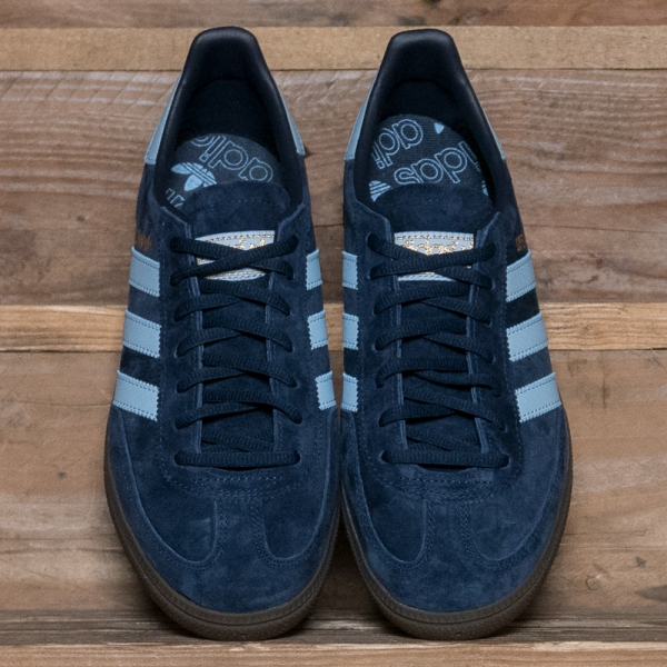 Adidas Originals Bd7633 Handball Spezial Navy Gum The R