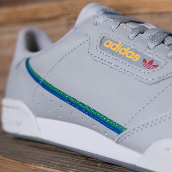 Adidas Originals Cg7128 Continental 80 Grey The R Store