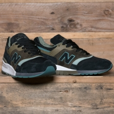 New Balance Made in USA M997paa Made In Usa Black Green