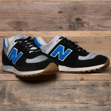 New Balance Made in UK M576tnf Made In Uk Black Grey