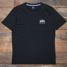 LEE Mini Logo T L64dfe01 Black