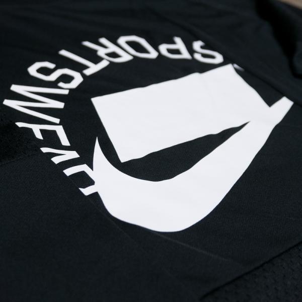 Nike Nsw Nike Sportswear Ls Top Ar1960 010 Black The R Store