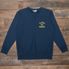 LEE 101 101 Sweat L95abocf Bright Navy