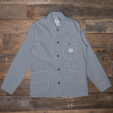 LEE Loco Jacket L88miwks Hickory Stripe