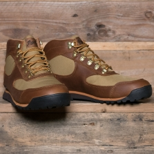 DANNER Jag Boot Leather 37351 Brown Khaki