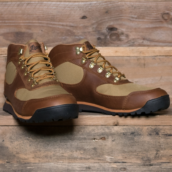 Danner Jag Boot Leather 37351 Brown Khaki The R Store