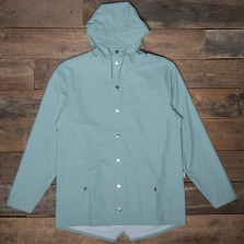 Rains Waterproof Jacket 93 Dusty Mint