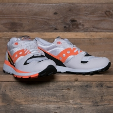 SAUCONY Azura S70437 2 White Orange