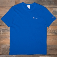 CHAMPION 211985 Logo T Shirt Bs008 Blue