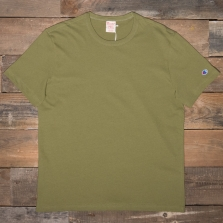CHAMPION 210971 Reverse Weave T Shirt Gs543 Olive