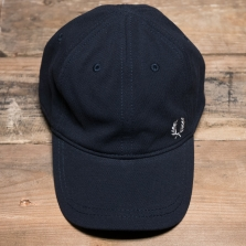 Fred Perry Hw3650 Pique Classic Cap 637 Navy