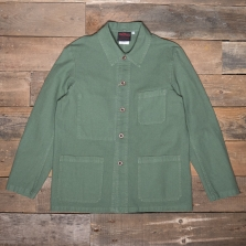 VETRA Number 4 Short Work Jacket 1c17 Jade