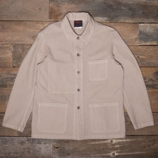 VETRA Number 4 Short Work Jacket 1c56 Chalk