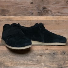 Clarks Originals Ashton Suede Black