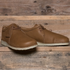 Clarks Originals Ashton Leather Cola