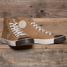 COLCHESTER RUBBER CO. 1892 National Treasure High Top Deadgrass