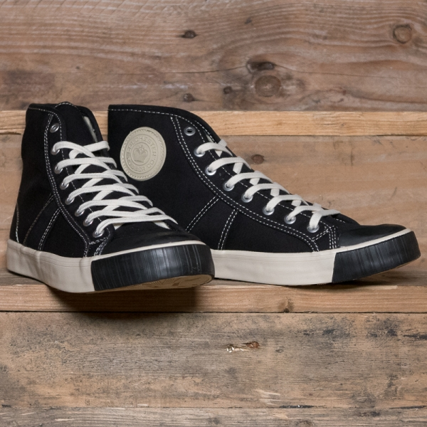 Colchester Rubber Co 1892 National Treasure High Top