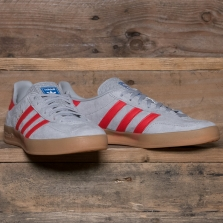 adidas Originals G27500 Gazelle Indoor Grey Red
