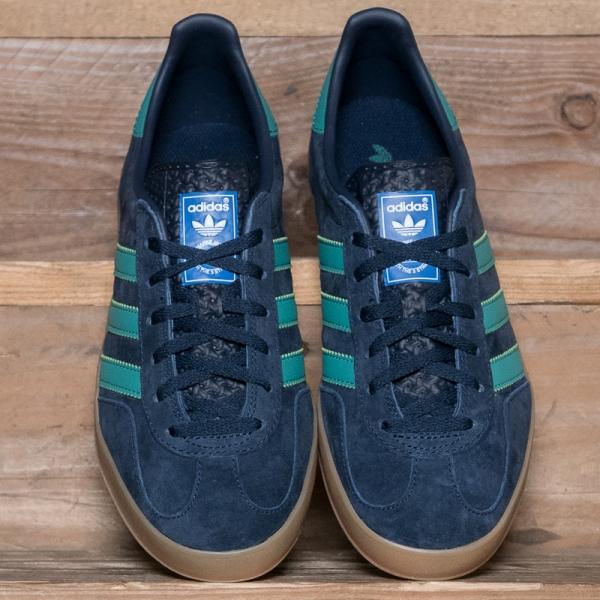 Adidas Originals G27501 Gazelle Indoor Navy Green The R