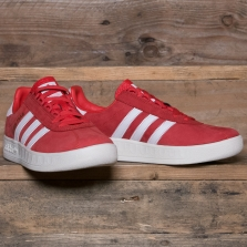 adidas Originals Bd7629 Trimm Trab Red White