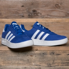 adidas Originals Bd7628 Trimm Trab Blue White