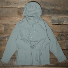 HAWKWOOD MERCANTILE Light Canoeist Smock Sage