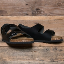 BIRKENSTOCK 0034191 Milano Leather Black