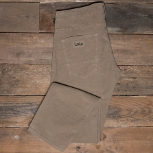 LOIS 196 Sierra Thincord Trousers 39 Dark Sand
