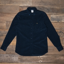 LOIS 1115 Thomas Thincord Shirt 69 Navy Blue