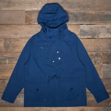 HAWKWOOD MERCANTILE Light Canoeist Smock Royal Blue