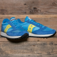 SAUCONY Jazz Original Vintage S70368 46 Blue Yellow