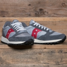SAUCONY Jazz Original Vintage S70368 55 Grey Red