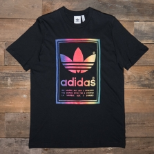 adidas Originals Ed6917 Vintage Tee Black Multi